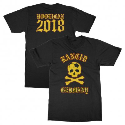 rancid - Germany World Cup Tee (Black)