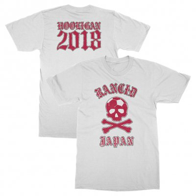 rancid - Japan World Cup Tee (White)