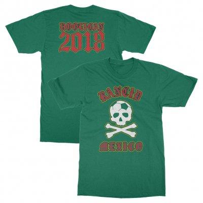 rancid - Mexico World Cup Tee (Green)