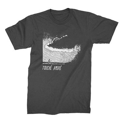 touche-amore - Dead Horse Cover Tee (Vintage Black)