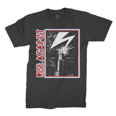 rise-against - Banned Tee (Black)