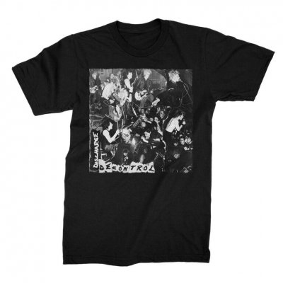 discharge - Decontrol Tee (Black)