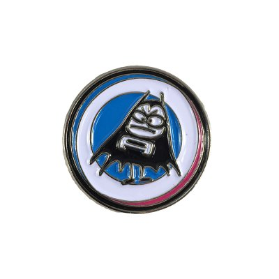 the-aquabats - Blue Dot Logo Enamel Pin