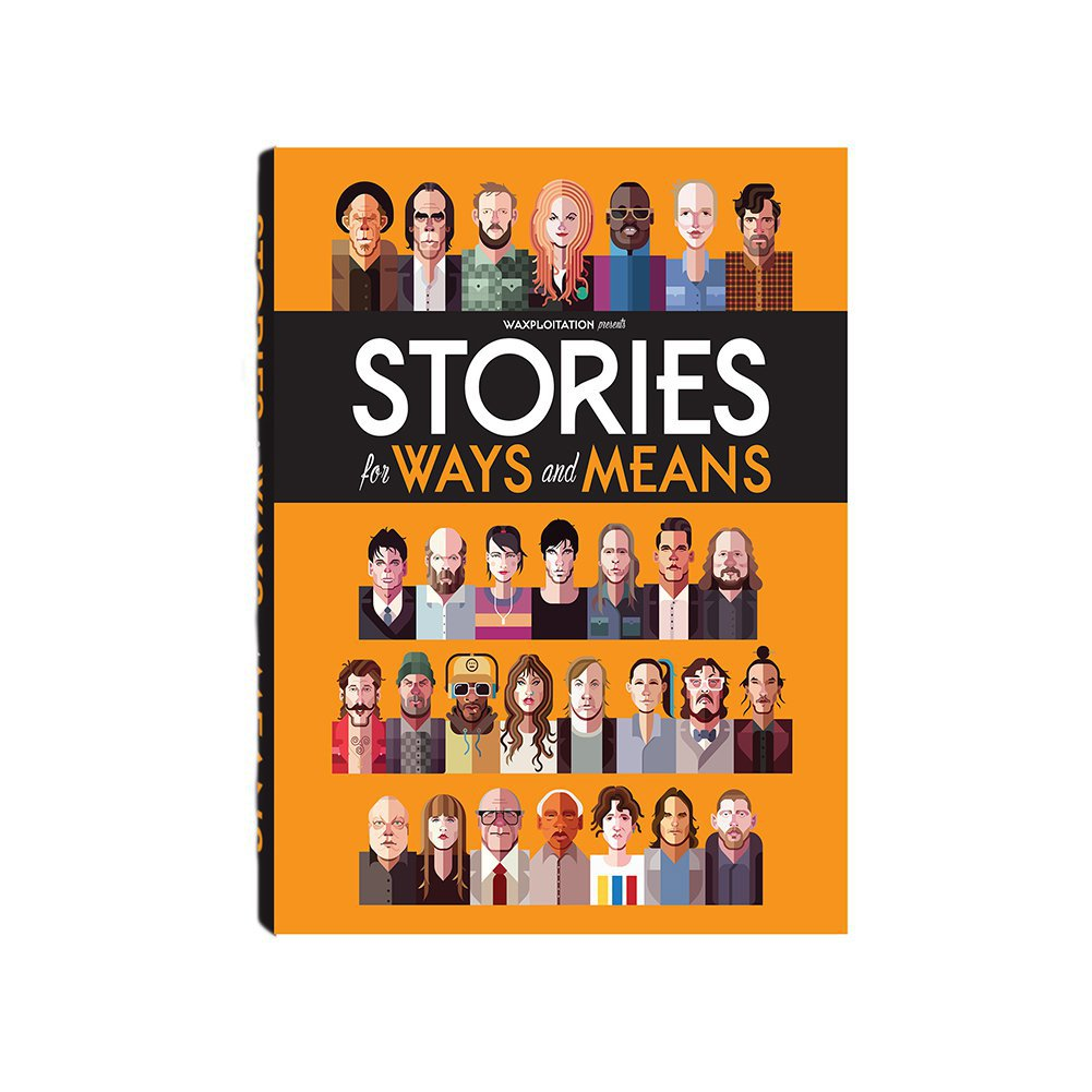 Stories For Ways & Means Book (Paperback)