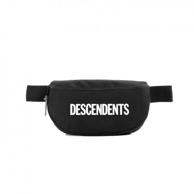 descendents - Classic Logo Fanny Pack (Black)