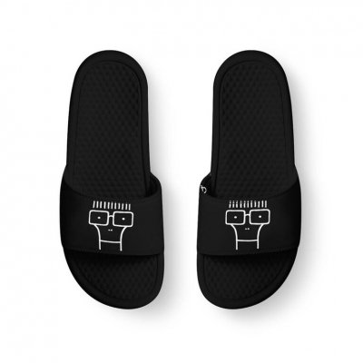 descendents - Classic Milo Slides (Black)