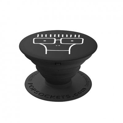 descendents - Classic Milo Pop Socket (Black)