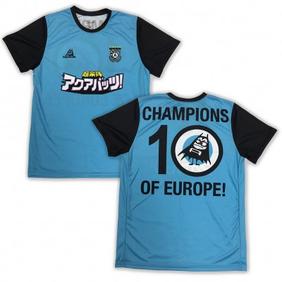 the-aquabats - EU Soccer Jersey