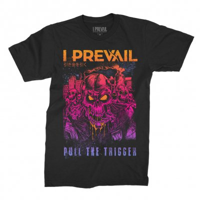 i-prevail - Pull The Trigger Tee (Black)