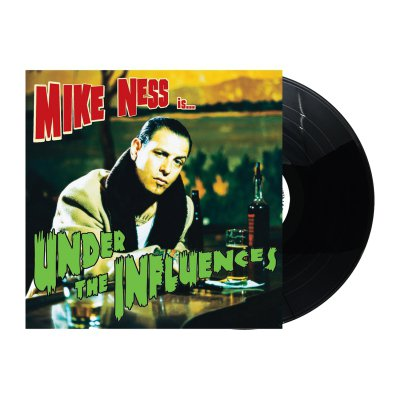 mike-ness - Under The Influences LP (Black)