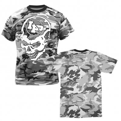 i-prevail - Dome Smash Tee (City Camo)