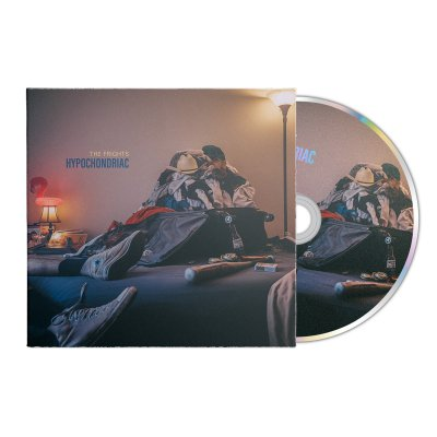 The Frights - Hypochondriac CD