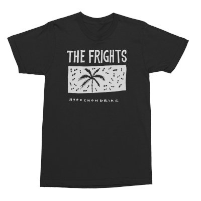The Frights - Palm Trees Tee (Black)