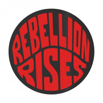 ziggy-marley - Rebellion Rises Sticker (Red)