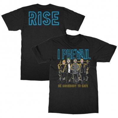 i-prevail - Rise Tee (Black)