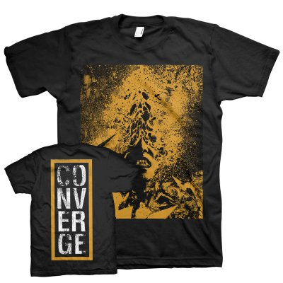 converge - Beautiful Ruin Tee (Black)