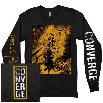 converge - Beautiful Ruin Long Sleeve (Black)