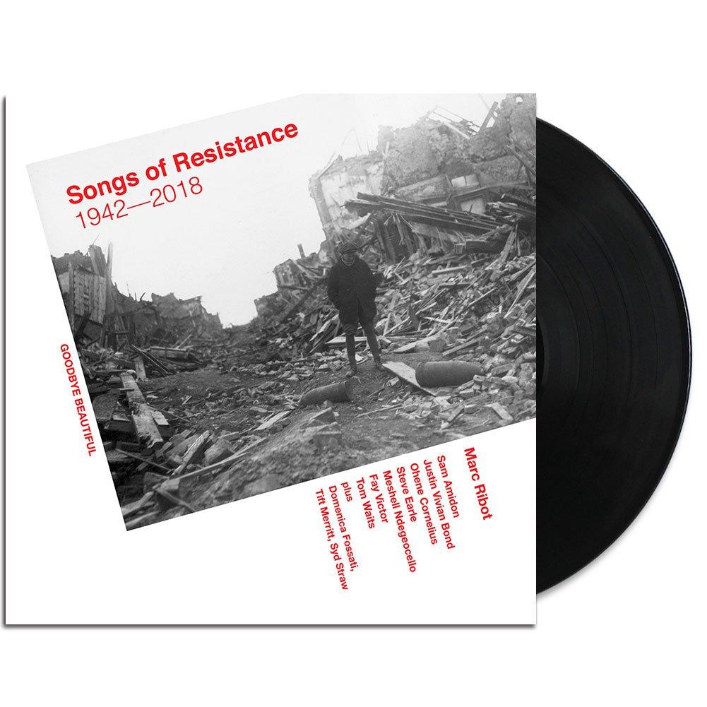 IMAGE   Songs of Resistance 1942-2018 LP (Black)
