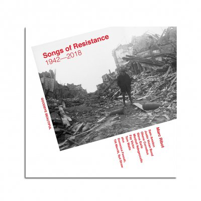 anti-records - Songs of Resistance 1942-2018 CD