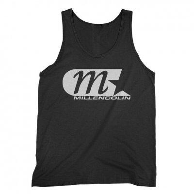 millencolin - M Star Logo Tank (Black)