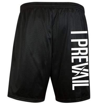 i-prevail - Logo Mesh Shorts (Black)