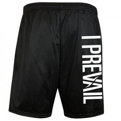 i-prevail - Logo Mesh Shorts (Black)