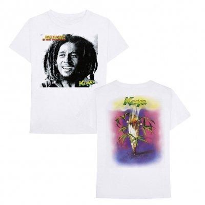 Bob Marley - Kaya Album Tee (White)