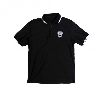 tiger-army - Embroidered TigerBat Polo