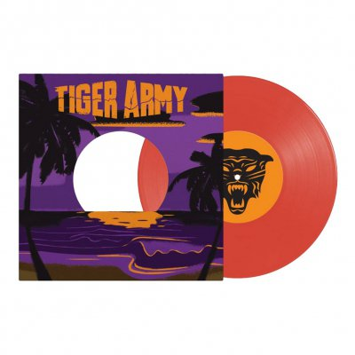 "tiger-army - Dark Paradise 7"" EP (Scorpion Bowl)"