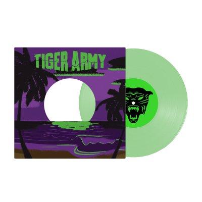 """tiger-army - Dark Paradise 7"""" EP (Zombie)"""