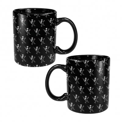 social-distortion - Skelly Pattern Coffee Mug