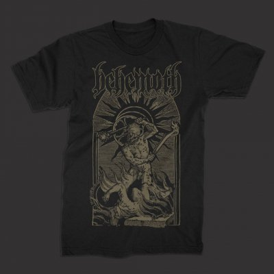 Fallen God T-Shirt (Black)