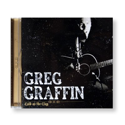 greg-graffin - Cold As The Clay CD