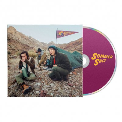 Summer Salt - Happy Camper CD