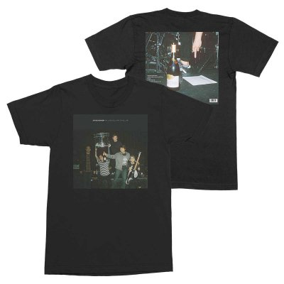 joyce-manor - Million Dollars to Kill Me Album Tee (Black)