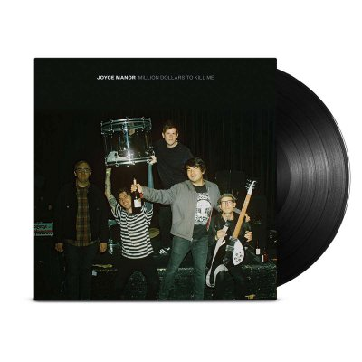 joyce-manor - Million Dollars To Kill Me LP (Black)