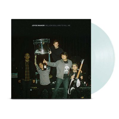 joyce-manor - Million Dollars To Kill Me LP (Coke Bottle Clear)