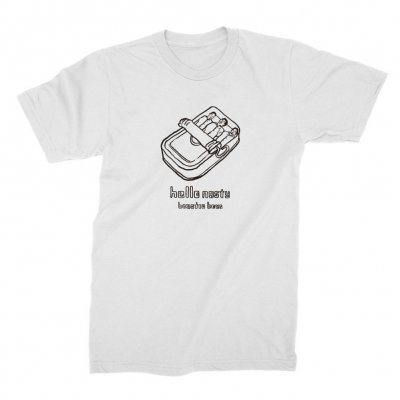 beastie-boys - Hello Nasty X Naijel Graph Sardine Can Tee (White)