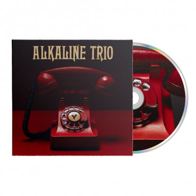 alkaline-trio - Is This Thing Cursed? CD