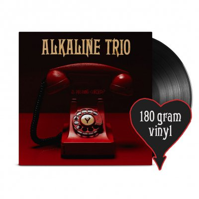 Alkaline Trio - Is This Thing Cursed? LP (Black 180g)