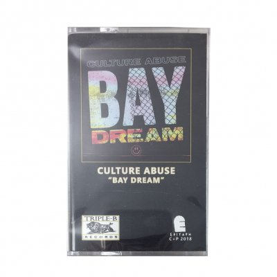 Culture Abuse - Bay Dream Cassette (White)