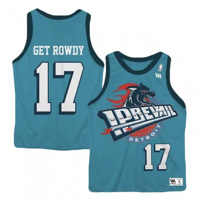 i-prevail - Get Rowdy Basketball Jersey