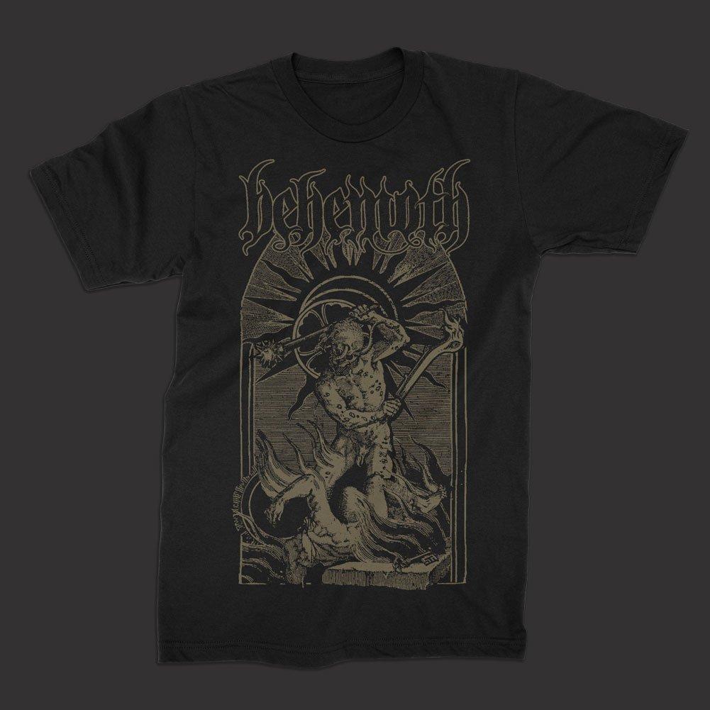 IMAGE | Fallen God T-Shirt (Black)