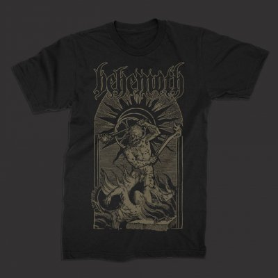 valhalla - Fallen God T-Shirt (Black)