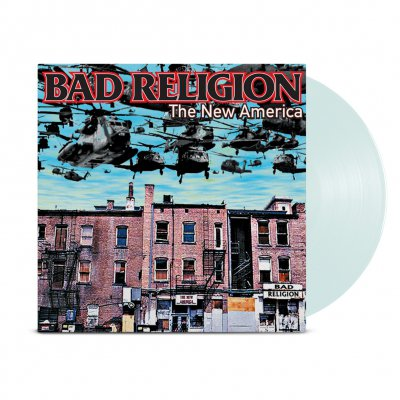 bad-religion - New America Remastered LP (Clear)