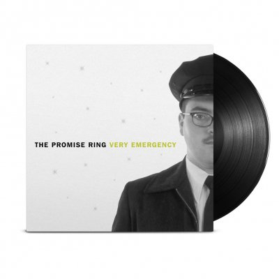 The Promise Ring - Very Emergency LP (Black)