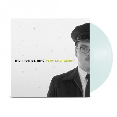 The Promise Ring - Very Emergency LP (Clear)
