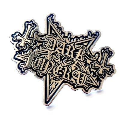 dark-funeral - Logo Enamel Pin