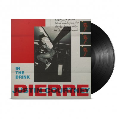 Justin Courtney Pierre - In The Drink LP (Black)