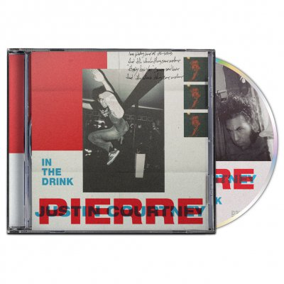 Justin Courtney Pierre - In The Drink CD